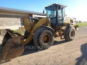 2014 Caterpillar 938k Wheel Loaders