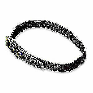 Honeywell Mill Nylon Webbing Body Belt universal tongue Buckle 6414n ubk Black