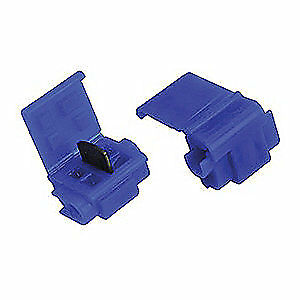 3m Displacement Connector 18 14 Awg pk250 Idc 804 Blue