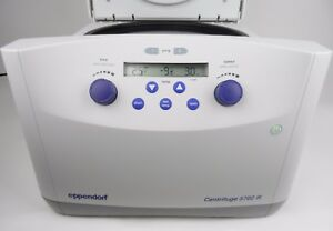 Eppendorf Centrifuge 5702r With A 4 38 Swing Bucket Rotor 230v