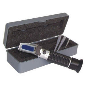 Lw Scientific Refractometer hand Held protein gravity Ctl refm prsg