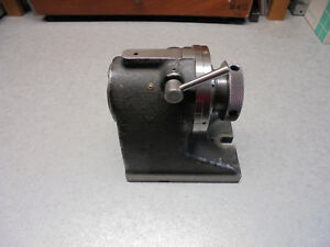 Hardinge Indexer Model H 4 5c