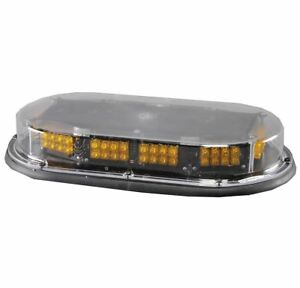 Low Profile Led Micro Mini Light Bar With Permanent Mount 12 24v