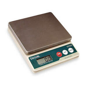 Packaging portioning Scale 2 Lb lcd Te32ft