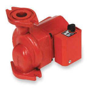 Bell Gossett Hydronic Circulating Pump 1 15hp Nrf 25