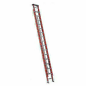 Louisville Extension Ladder fiberglass 32 Ft ia L 3022 32pt