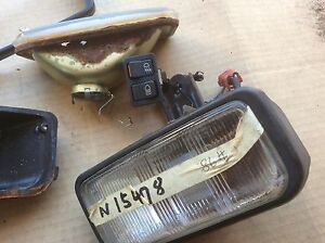 Jdm Honda 88 91 Prelude Fog Light With Switch Used