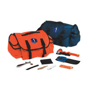 Emi Trauma Bag Response Nylon Orange 640 Orange