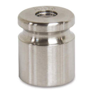 Rice Lake Weighing Systems Weight cylinder 100g ss class F 12507tr