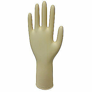 Microflex Cleanroom Gloves latex s pk1000 Ce5 512 Natural White