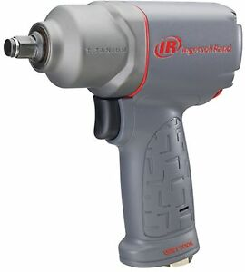 Ingersoll Rand 2125qtimax 1 2 Dr Impact Wrench With 3 8 Body Quite Seriessafety