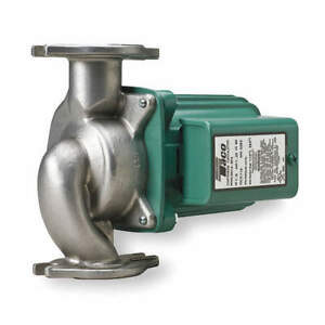 Taco Potable Circulating Pump 1 8hp flanged 009 sf5 ifc