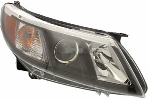 New Genuine Saab 9 3 Headlight Halogen Passenger Rh 9 3x 93 Oem 12843639