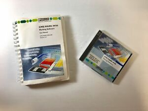Cms mark win User Manual And Marking Software