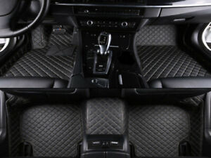 Fit For Ford Explorer 2007 2017 Car Floor Mats Liner Front Rear Carpet Mat