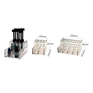 6 14 Holes Available Easyinsmile Dental Composite Syringes Organizer Holder 2 Pc