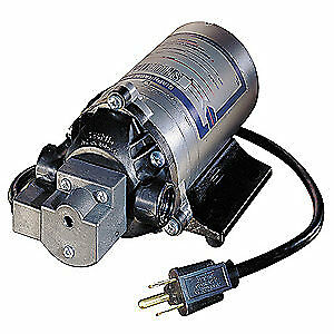 Shurflo Booster Pump 1 3 Hp 1ph 115vac 8025 833 336