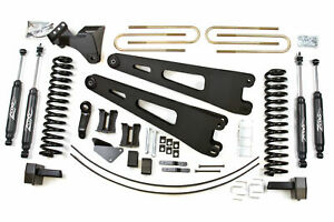 Ford Lift Kit 6 F250 F350 2005 2007 Diesel Only Zone Offroad F38