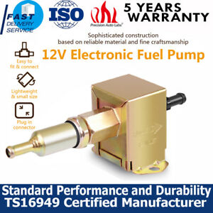 Low Pressure Standard 5 16 2 5 4psi Facet 12v Electric Fuel Diesel Petrol Pump