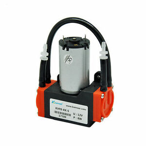 Kvp8 12v Vacuum Pump With Brushless Motor Free Shipping