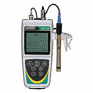 Oakton Ph Meter lcd 150 Data Sets Wd 35614 30
