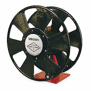Reelcraft Welding Cable Reel hand Crank 250 Ft Cap T 1460 0