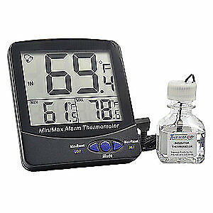 Thermco Digital Thermometer 58 To 158 Degree F Acc895inc