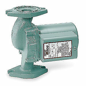 Taco Hydronic Circulating Pump 1 25hp 008 f6