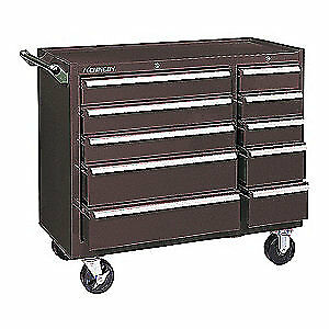 Kennedy Steel Tool Cabinet 39 3 8 W 18 D 310xb Brown