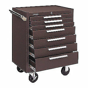 Kennedy Steel Tool Cabinet 27 W 18 D 277xb Brown