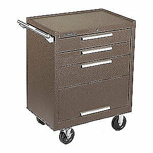 Kennedy Steel Tool Cabinet 27 W 18 D 273xb Brown