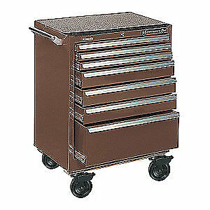 Kennedy Steel Tool Cabinet 29 W 20 D 2907mpb Brown