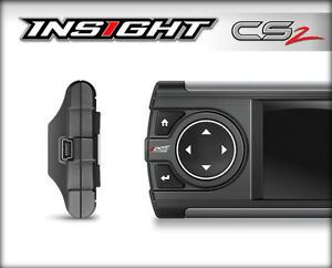 New Edge Insight Cs2 Monitor Gauge Display 84030 For All 1996 Obd2 Vehicles