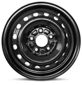 Replacement Steel Wheel Rim 15x5 5 Inch 5 Lug For Hyundai Elantra 2007 2012