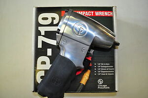 Chicago Pneumatic Cp 719 1 4 Drive Air Impact Wrench Made In Japan Barnd New