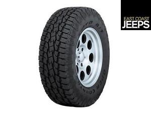 Toyo Tires P265 70r18 Open Country A t Ii 352180