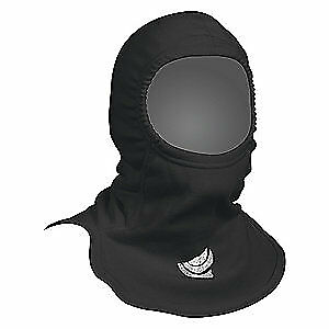 Innot Nomex r lenzing Fire Hood fitted Style 18 1 4 In l black Hinno314 Black