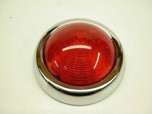 1950 Pontiac Led Taillight Talelight Rat Rod Hot Fink Traditional Gm 50 Tell