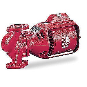 Bell Gossett Hydronic Circulating Pump 1 6hp Pr