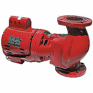 Bell Gossett Hydronic Circulating Pump 1 6hp 2 Nfi