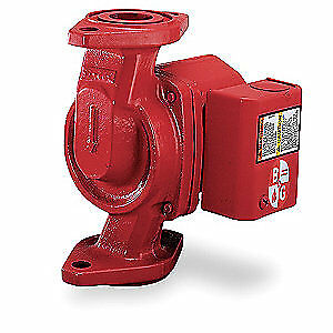 Bell Gossett Hydronic Circulating Pump 1 25hp Nrf 22