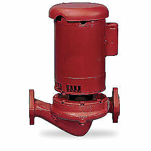 Bell Gossett Hot Water Circulating Pump 5hp 90 14t