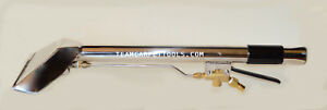 Carpet Cleaning Straight Stair Tool Upholstery Wand With 8 Head 2 jet 25 Long