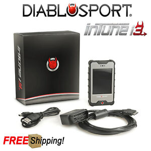 Diablosport I3 Performance Tuner 1996 2004 Ford Mustang 3 8 13hp 23tq 50 State