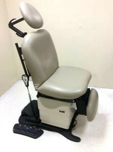 Ritter 75 Special Edition Exam Chair W foot Control Full Power Table