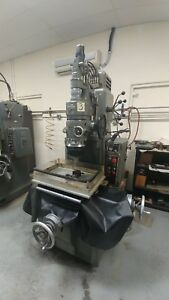 Later Model Moore G18 3 Jig Grinder In Beautiful Condition Serial G3342