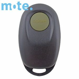 Compatible With Toyota Camry Avalon Conquest 1 Button Remote Key Shell Case