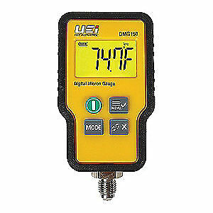 Uei Test Instruments Micron Gauge 1 4 Sae Flare Connection Dmg150