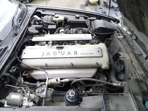 95 96 97 Jaguar Xj6 4 0l Engine 129k X300 4 0l W O Supercharged Option Vin 7