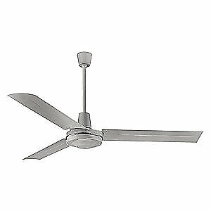 Leading Edge Commercial Ceiling Fan 36 Dia 120v wht 36201